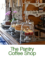The Pantry Coffee Shop