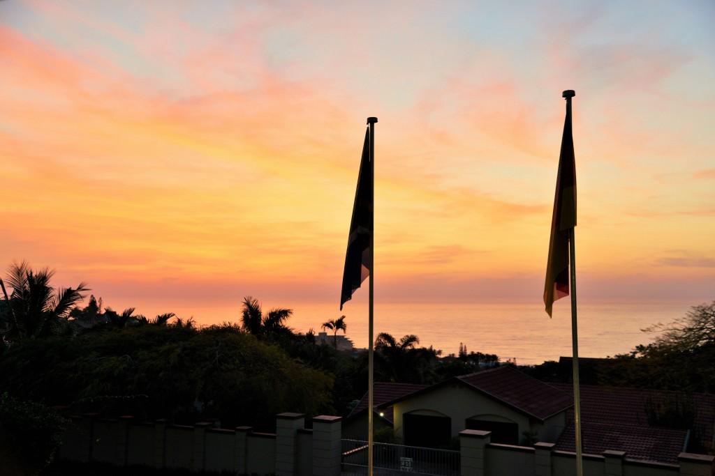 VINEYARD ON BALLITO Sunset